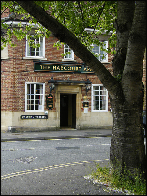 Harcourt Arms