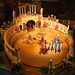 Playmobil Roman Colosseum Display in  FAO Schwarz, August 2007