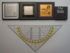 Various CPUs