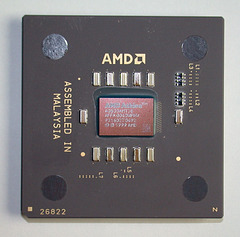 Athlon 800 front side
