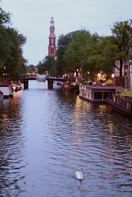 Amsterdam / Prinsengracht