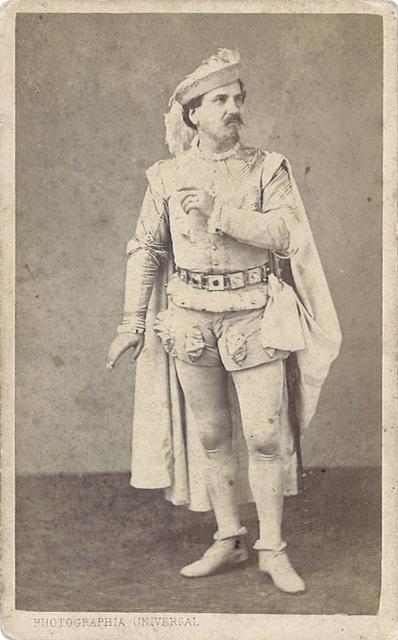 Emilio Naudin by Photographia Universal