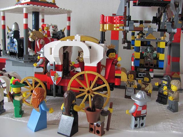 Royal Inspection (Medieval carnival 14)