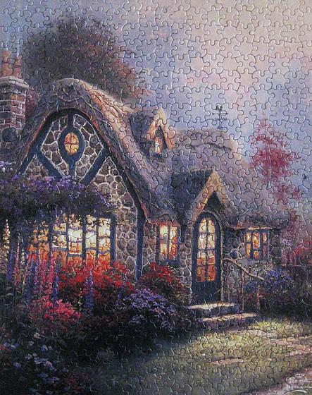 """Candlelight Cottage"" (Explored)"