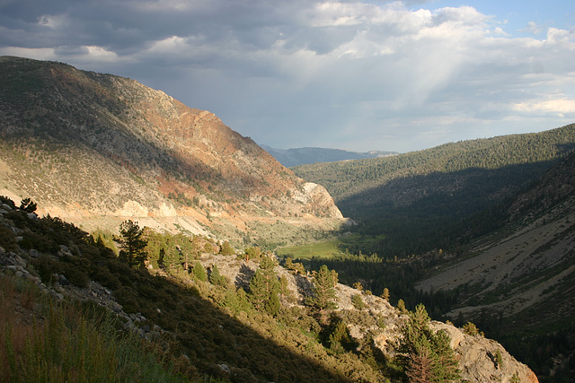 Approach to Tioga Pass