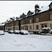 winter in Walton Crescent