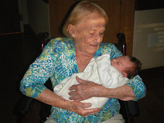 Great Grandma (my mommy's grandma)
