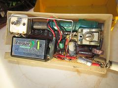 Earphone radio 1968 005