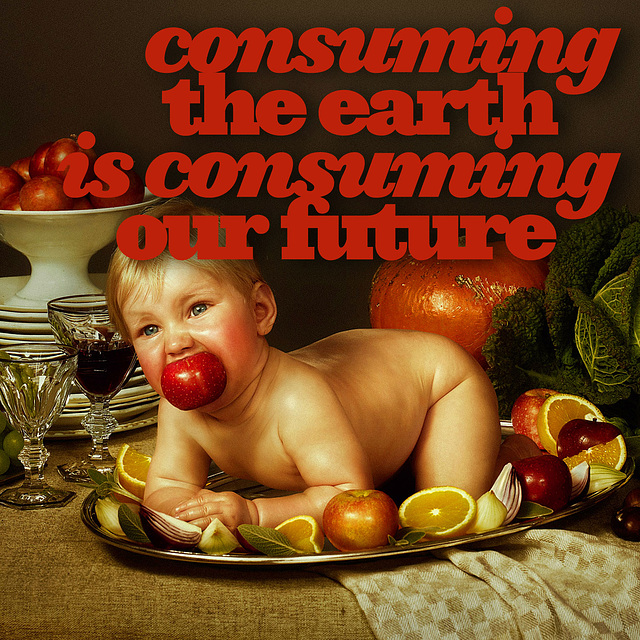 Consuming-the-earth