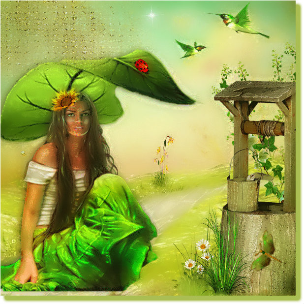 si vous ouvrez votre coeur la porte est ouverte au monde ou tout est est beauté ou l'amour est roi,