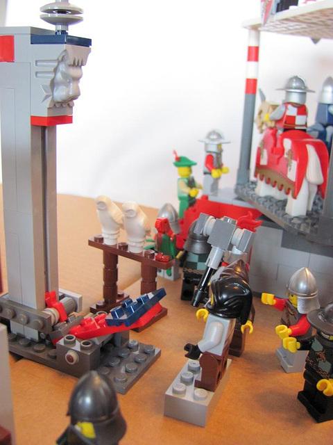 Carnival hammer (Medieval carnival 26)