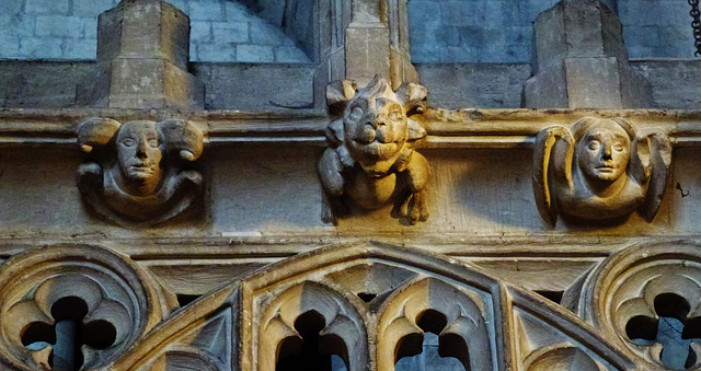 winchester, cathedral, hants.
