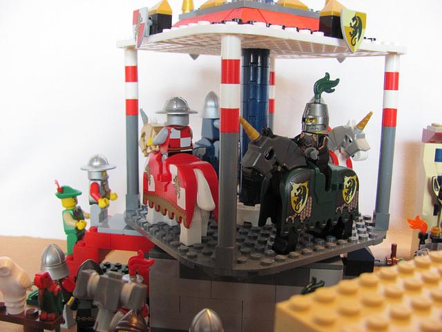 Carousel (Medieval carnival 27)
