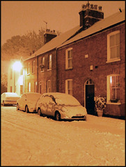 snow in St Barnabas Street