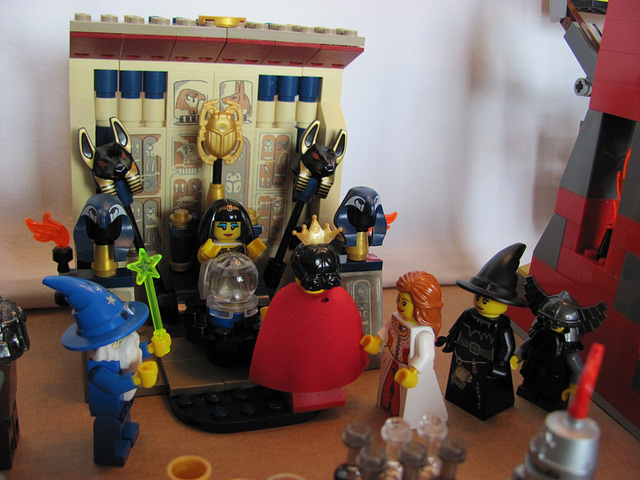 Fortune teller (Medieval carnival 28)