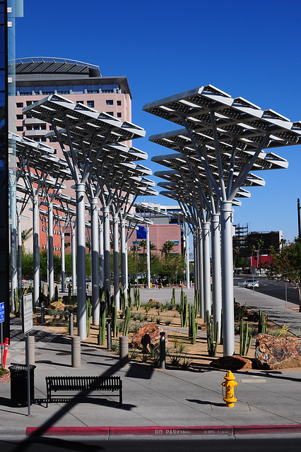 Solarbäume