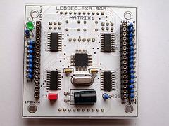 8x8 RGB LED Matrix V3.00