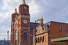 St. Stanislaus Kostka Church – 21st and Smallman Streets, Strip District, Pittsburgh, Pennsylvania