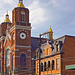 St. Stanislaus Kostka Church – 21st and Smallman Streets, Strip District, Pittsburgh, Pennsylvania