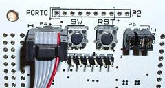Flashing the bootloader with USBtinyISP / avrdude