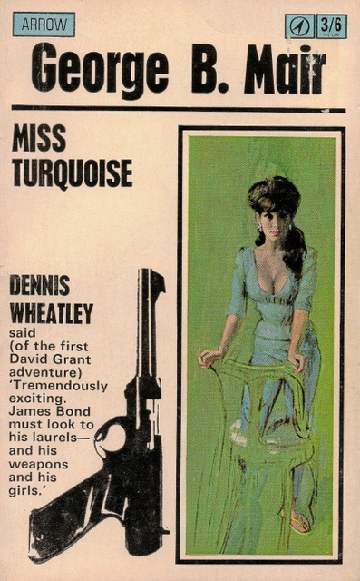 George B. Mair - Miss Turquoise