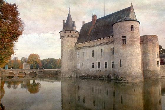 Château de Sully-sur-Loire - Loiret