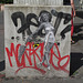 Marilyn paste-up