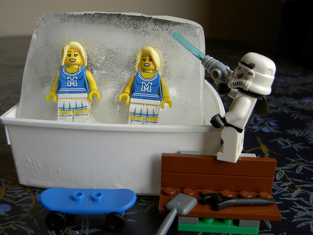 The Frozen Ladies 4/5