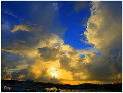 Sunrise meets Bermuda