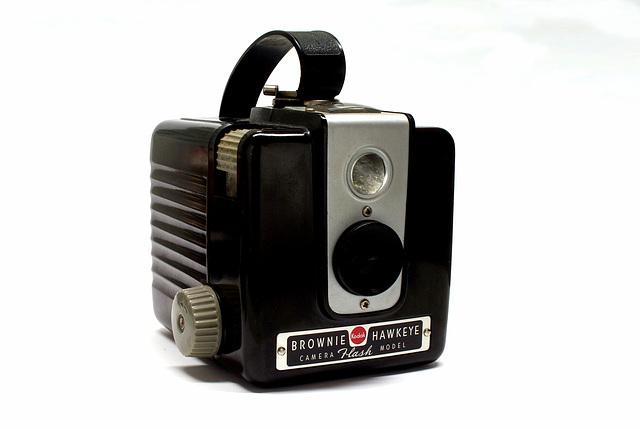 Kodak Brownie Hawkeye Flash No. 8