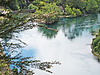 Reflections in the Waikato River