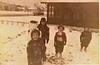 The 50s: Frosty and friends. Skokie, IL, c. 1953