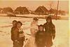 The '50s:  Frosty and friends.  Skokie, IL, c.1953