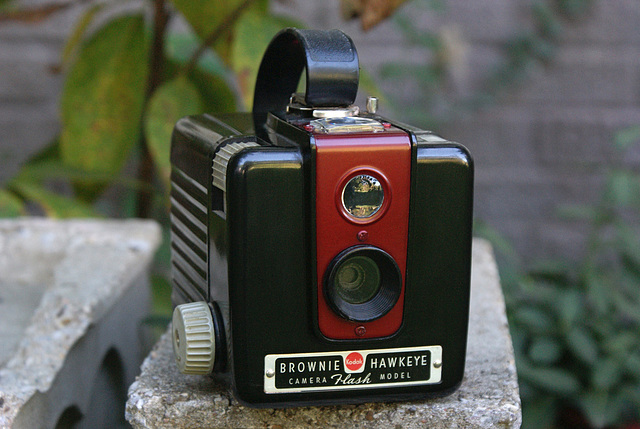 Kodak Brownie Hawkeye Flash No. 5