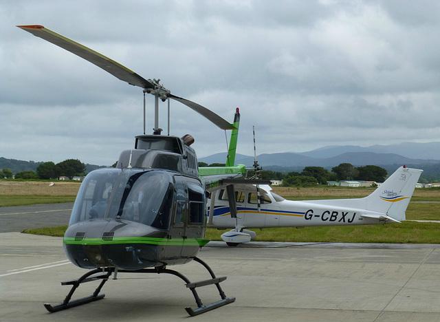 G-XXIV at Caernarfon - 30 June 2013