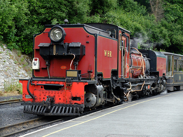 Welsh Highland Railway [Rheilffordd Eryri]_001 - 30 June 2013