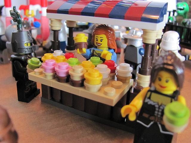 Cupcakes (Medieval carnival 38)