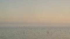 Daybreak, Lake Albert