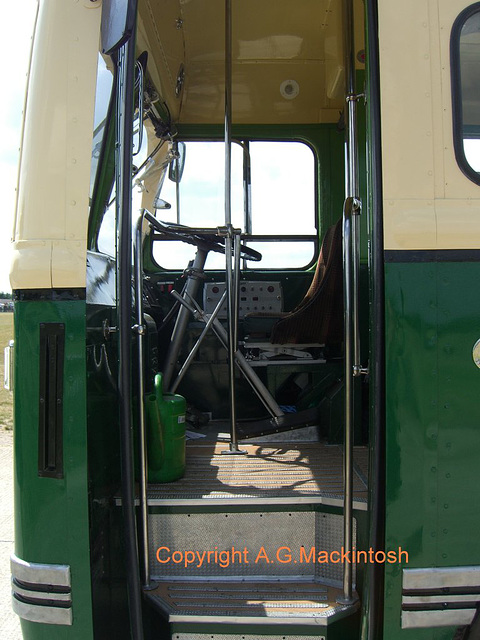 Former King Alfred Leyland / MCW Olympic JAA 708 14-07-13