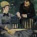 Edouard Manet : Dans la serre