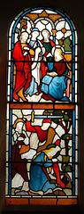 Chancel Window, St Katherine, Rowsley, Derbyshire
