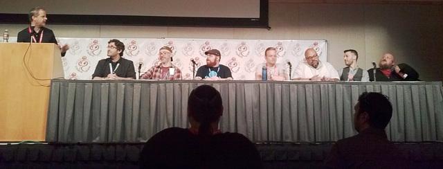 Monkeybrain Comics Panel