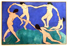 Dance by Matisse in the Museum of Modern Art, August 2007