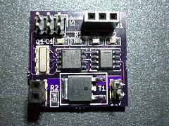 ATtiny85 based IR switch