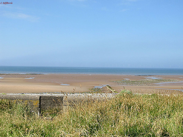01 Walney beach