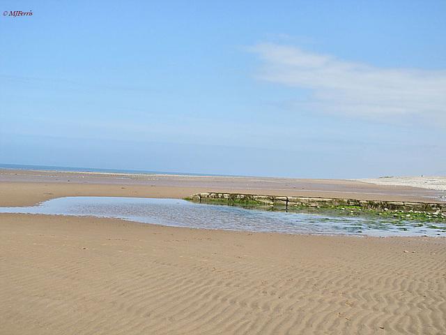 03 Walney beach
