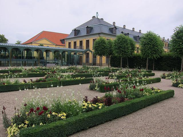 Galeriegebäude der Orangerie