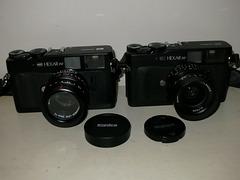 A pair of Hexar RFs.