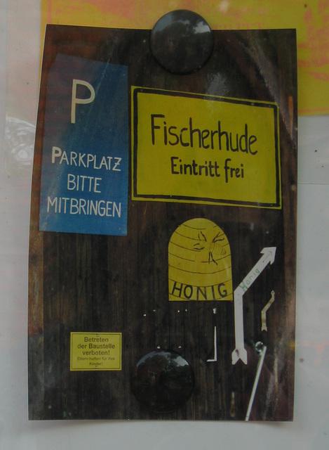 """""""Fischerhude - Free Entry!"""""""