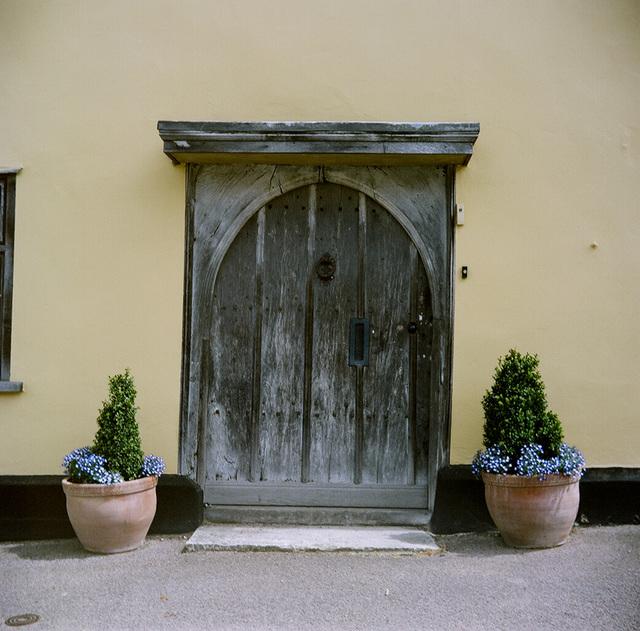Lubitel in Lavenham (4)